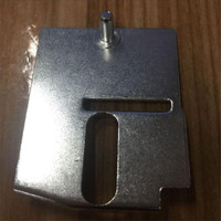 M 1000 tape dispenser accessories  iron sheet assembly|Tape|   -