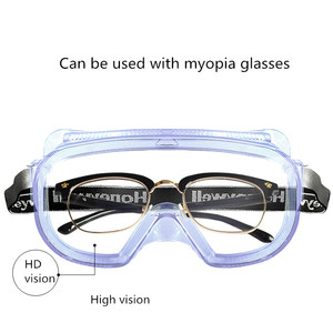Image 4 - Youpin honeywell Anti Fog Antisand windproof Anti Dust Resistant Transparent work Glass For smart home kit