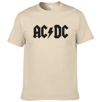 2019 Rock band AC DC t shirt men 2017 summer 100% cotton fashion brand ACDC AVV