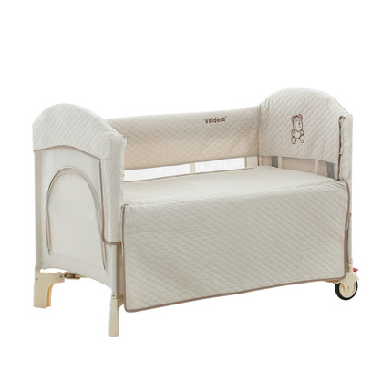 Valdera lit bébé portable pliant multifonctionnel lit bébé concentretor - 5