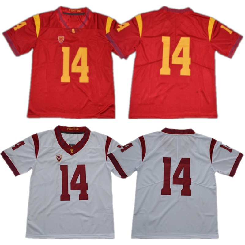 best website adf1b f6d3d Buy usc jersey mens and get free shipping on AliExpress.com