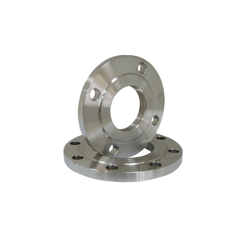 SUS304 flange part CNC turning machining superior mechanical services   - title=