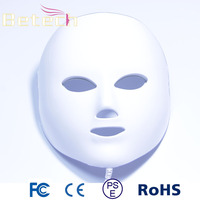 7in1 LED Photon Mask PDT Blue Red Green LED Light Skin Therapy Acne Aging