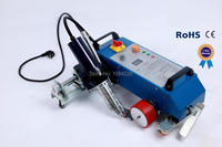 cheap PVC banner welding machine, welding cloth without glue