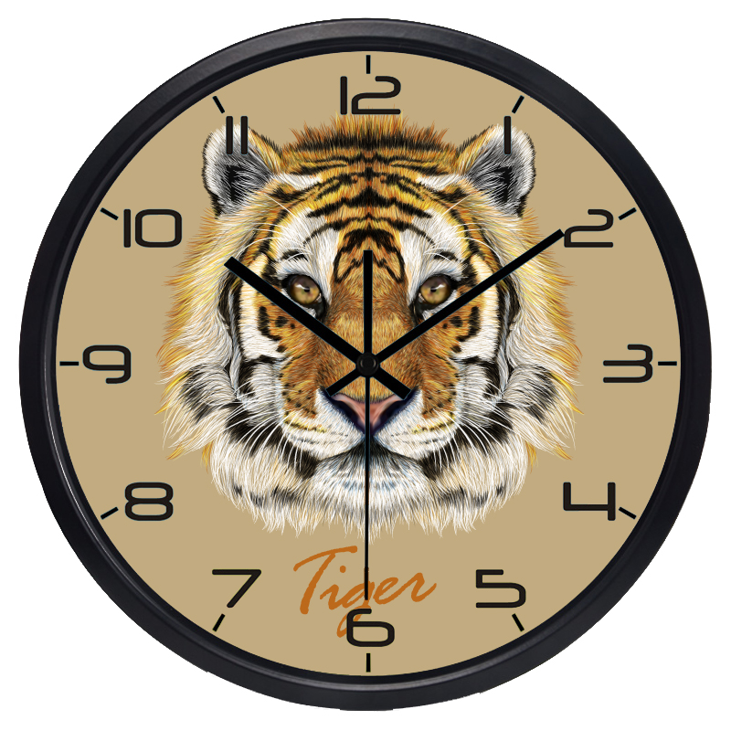 Aliexpress Com Buy Large Tiger Head Mighty Lion Wall