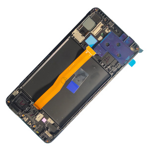 Image 4 - Super AMOLED 6.0 For Samsung Galaxy A7 2018 A750F A750G A750FN Touch Screen Digitizer LCD Display With Frame For Samsung A750