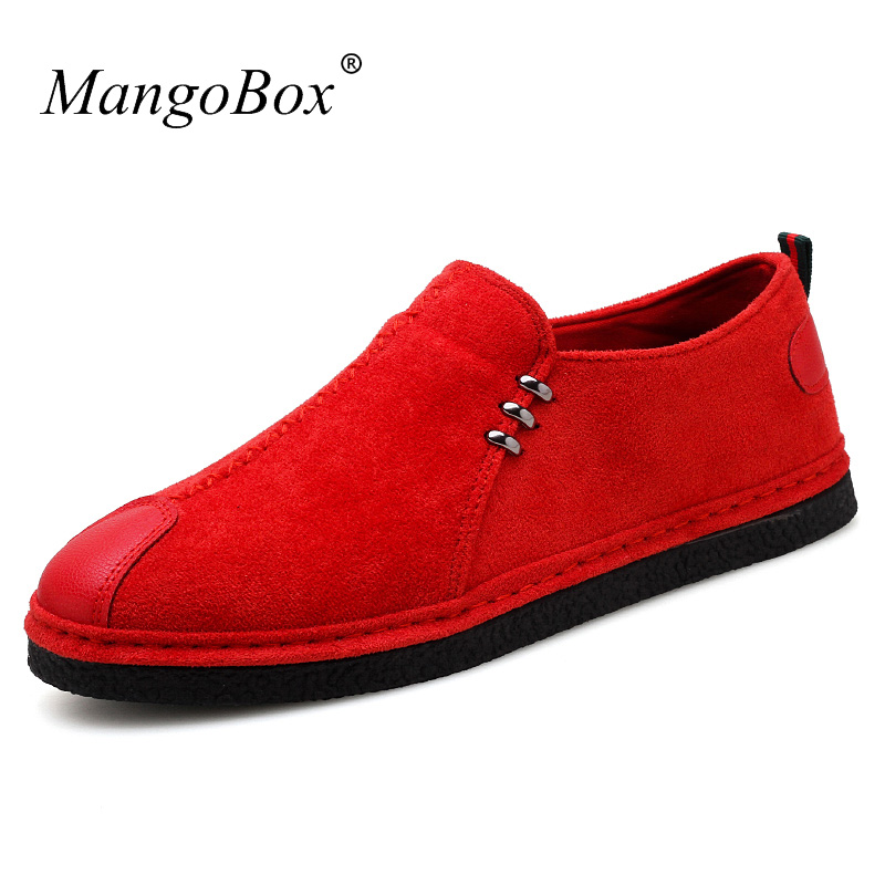 New Arrival Middle Aged Men Shoes Casual Non-Slip Mens Loafers Shoes - Men's Shoes - Photo 1