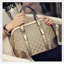 2017 Fashion handbags leather bag temperament large classic package of high quality package women totes luxury bags brand bag