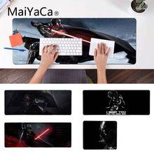 MaiYaCa красивый аниме Дарт Вейдер Звездные войны геймерская игра коврики резиновый коврик для компьютерной мыши мышь прочный коврик для мыши на стол