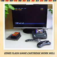 Dual System - NES & Sega Genesis (Supports MD) Console 2