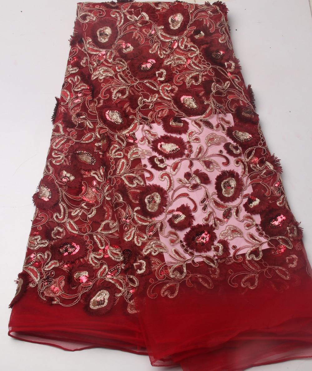 Popularna čipkasta tkanina od tkanine, Tille čipka za vezenje za - Umjetnost, obrt i šivanje