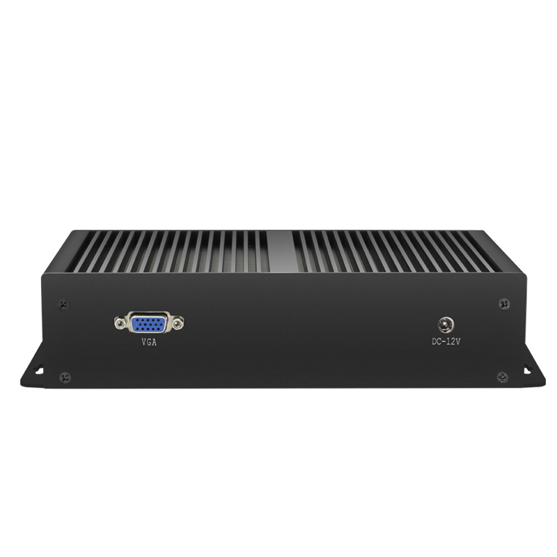 Image 2 - Firewall Appliance Fanless Mini PC Intel Celeron 1037U 6*Ethernet Gigabit LAN RJ45 Console Soft Router Pfsense ROSMini PC   -