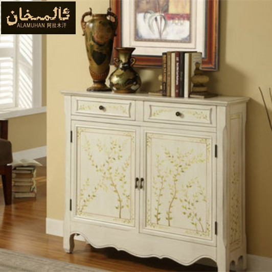Modern Antique Painting Cabinet Entrance Shoe Sideboard Ark Console Table Vinrage Parion In Tables From Furniture On