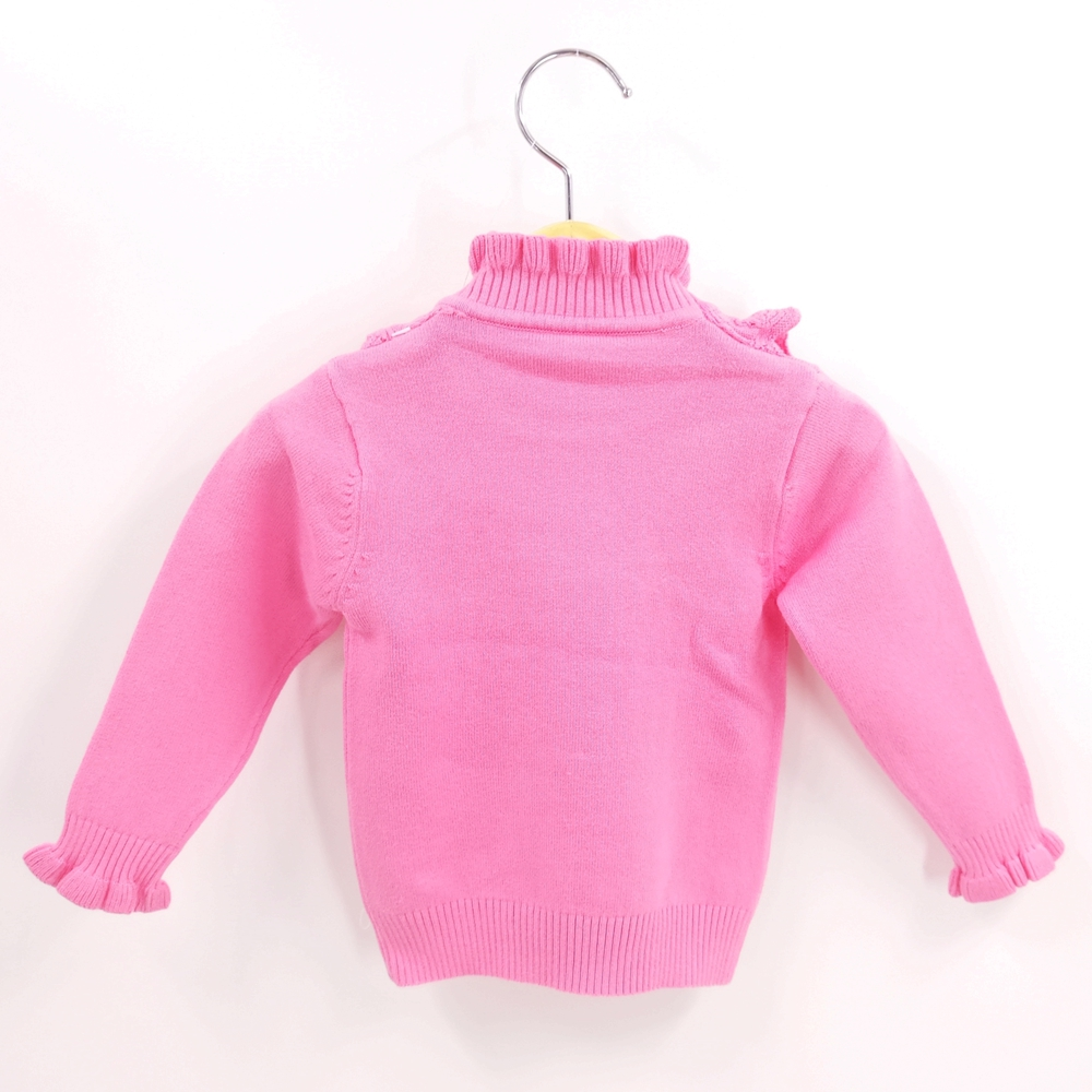 2 Years Baby Girls Sweaters Cardigans Spring Autumn 100% Cotton ...