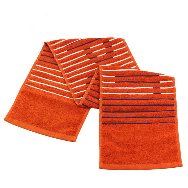 DelCaoFen 2018 Fitness Dry Cooling Sports Towel For Gym Best Workout face Iced Sweat Towels Long Cotton High Quality Towels