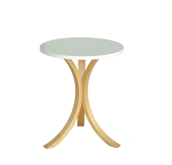 Bon Nordic IKEA Style Simple And Stylish Solid Wood Coffee Table / Round Table  / Side /