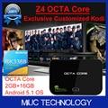 [Genuine] Kodi Fully Loaded Z4 RK3368 OCTA Core Android 5.1 Smart TV Box 2GB/16GB 4K Bluetooth 4.0 HDMI Media Player 5G Wifi