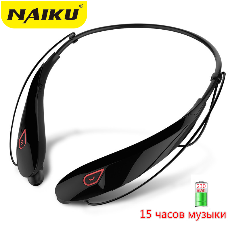 Large Capacity Bettery Handsfree Sport Wireless Headphones Wireless Earphones Bluetooth Earphone Headset With Mic Stereo