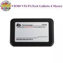 Latest VD300 V54 FGTech Galletto 4 Master BDM-TriCore-OBD Function