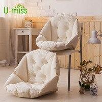 Sang Trọng mới nhất Thiết Kế Vỏ Seat Cushion Thắt Lưng Lại Hỗ Trợ Cushion Gối cho Văn Phòng Home Car Seat Chair cushion