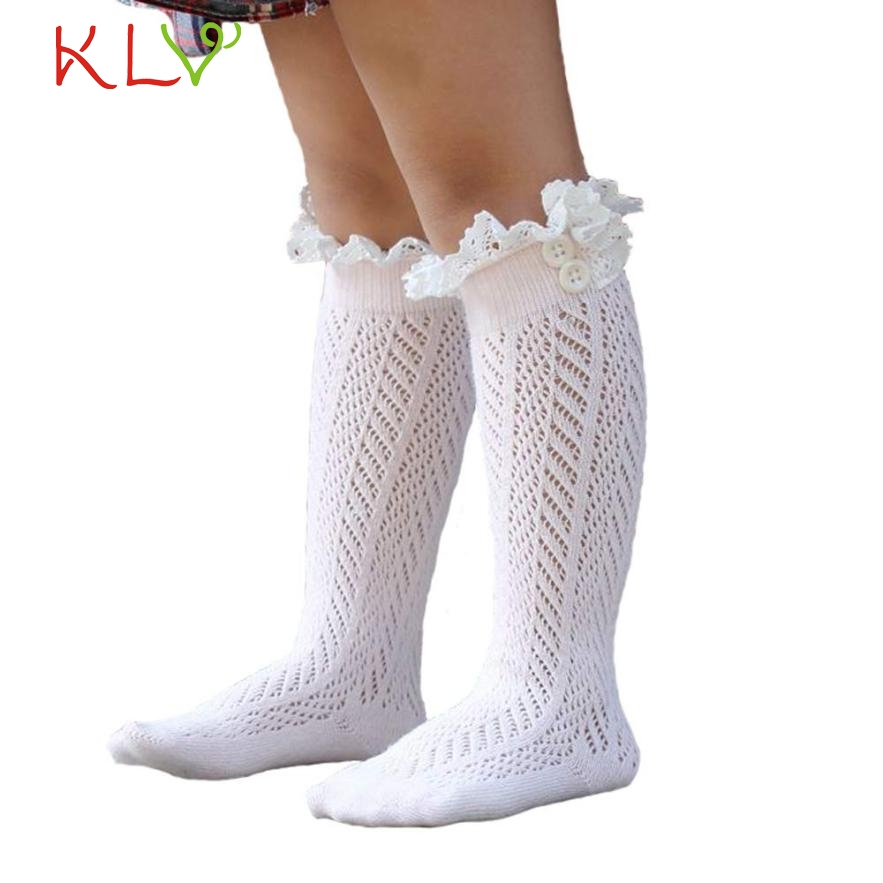 2017 # Hot New Arrival Fashion Lovely Girls Stretch Boot Leg Cuffs Suitable Socks