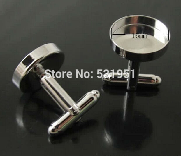 Punisher Skull Cufflinks for Men