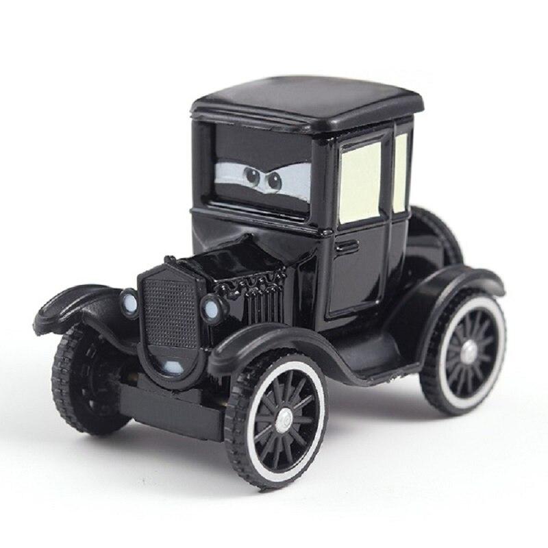Disney Pixar машина 3 Молния Маккуин гоночный семейный 39 Джексон шторм Рамирез 1:55 литой металлический сплав детская Игрушечная машина - Цвет: 29