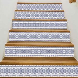 Image 3 - 3D sztuczna na schody naklejki wodoodporna ściana naklejki dekoracje dla domu DIY dekoracja pokoju vinilos decorativos para paredes nowy