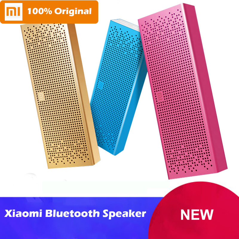 Xiaomi Mi Bluetooth Speaker Stereo Wireless Mini Portable Bluetooth Speakers Music MP3 Player Support Handsfree