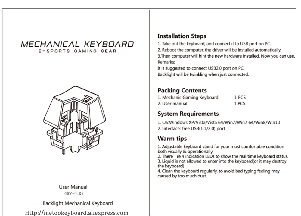 mechanical keyboard wiring diagram parallel circuit detail feedback questions about metoo zero 3 03 04