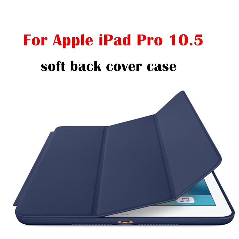 KAKU Magnetic Smart Cover For Apple iPad Pro 10.5 10.5 Tablet Case Flip Cover Protective Shell Bag Skin soft silicone tpu back candy color soft jelly silicone rubber tpu case for ipad pro 9 7 tpu case skin shell protective back cover for ipad pro 9 7 inch