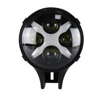 2017 1pcs 60w Car LED Headlight 6 Inch Led Auxiliary Spotlight 12v For Off Road Vehicle