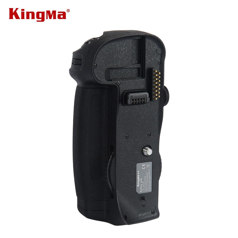 Kingma Pro MB-D10 мульти-мощность вертикальная батарея для NIKON D300 D700 D900 цифровая зеркальная камера