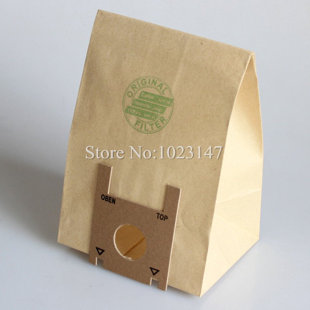 7 Pieces Lot Vacuum Cleaner Paper Dust Bags Filter Bag For Rowenta Zr455 Tonixo Rs730