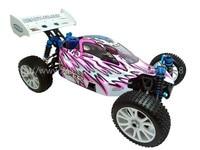 Nieuwe hsp baja 1/8ste schaal nitro power off road buggy rtr camper 94860 met 2.4 ghz radio control rc auto afstandsbediening toys