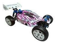 Nueva baja hsp 1/8o escala nitro power off road buggy rtr camper 94860 con 2.4 ghz radio control rc coche de control remoto toys