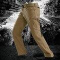 Бесплатная доставка 2016 качество бренда случайные штаны мужчины военный стиль брюки мужские брюки-карго повседневные брюки брюки Combat Брюки S-3XL