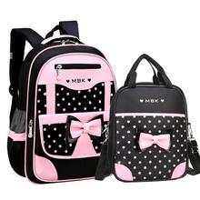 School Bags For Girls Sweet Cute Princess Children Backpack