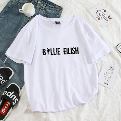 Billie Eilish Men T Shirt...