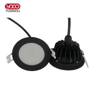 Image 5 - 1 шт. 5 Вт 7 Вт 9 Вт 12 Вт 15 Вт Водонепроницаемый IP65 Диммируемый светодиодный светильник smd Диммируемый 12 Вт Светодиодный точечный светильник светодиодный потолочный светильник AC 85 265 в