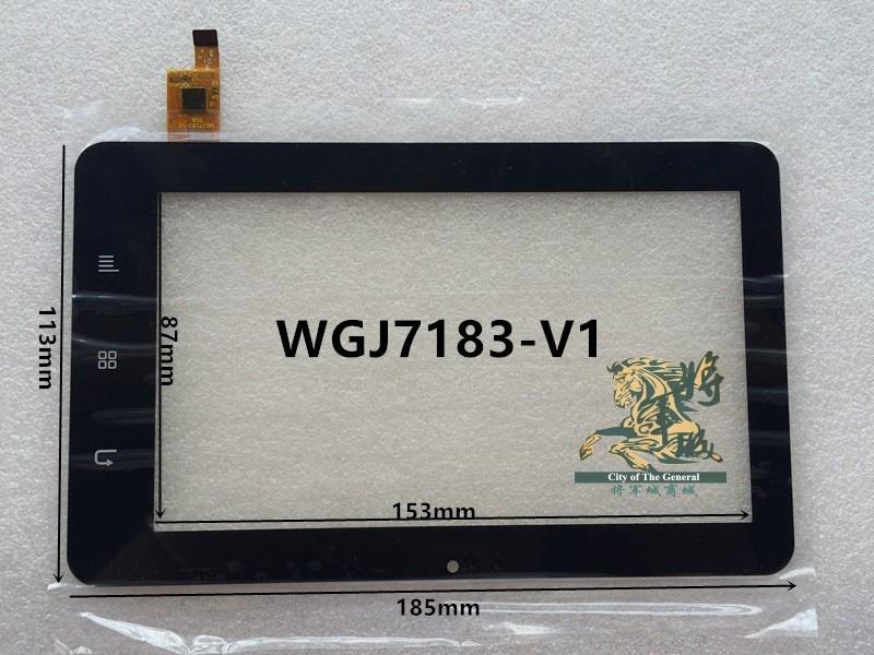 GENCTY For 7 inch WGJ7183-V1 W-B