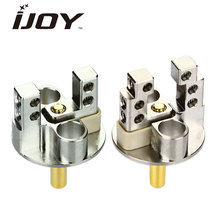 100% Original IJOY Tornado Deck Replacement T4 Deck T6 Deck with 2 Post Deck for IJOY Tornado Vape Atomizer Tank E Cig Accessory