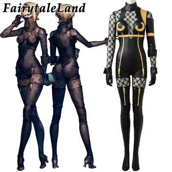 NieR Automata Operator 60/210 Cosplay Costume Carnival Halloween costumes adult sexy costume Cosplay Operator 60/210 Jumpsuit - Category 🛒 Novelty & Special Use