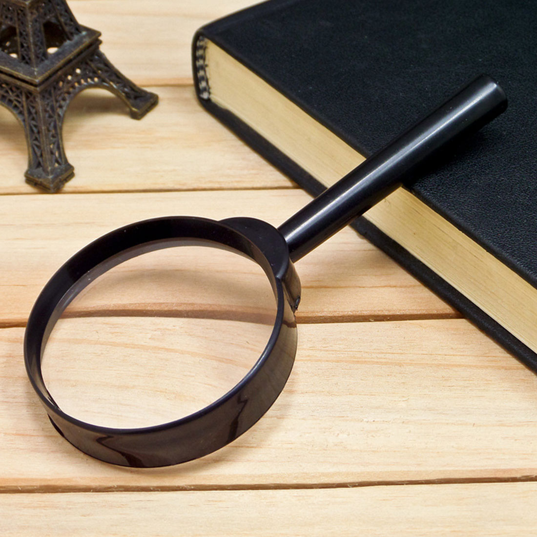 Handheld Reading 3X Magnifying Loupe Reading Glass Lens Hand Held 60mm Magnifier