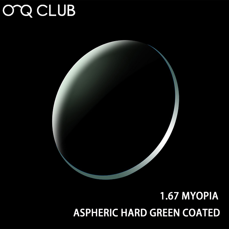 1.56 1.61 1.67 1.74 (+12.00~-12.00) Prescription CR-39 Resin Aspheric Glasses Lenses Myopia Hyperopia Presbyopia Optical Lens