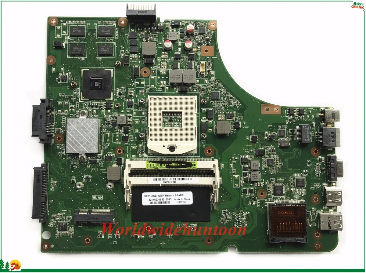 High Quality MB For Asus K53SD Laptop Motherboard REV5.1 PGA989 N13M-GE1-S-A1 DDR3 100% Tested&Testing Video Support