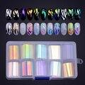 Сверкающее небо BORN PRETTY, фольга для ногтей, наклейка для ногтевого дизайна, переводная наклейка, наклейка для ногтей, наклейка для ногтей «сд...