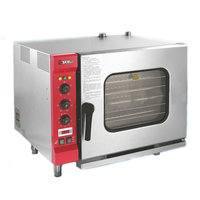 electric oven household multifunction cake baking machine pizza oven temperature control function knob 12kw WR 6 11