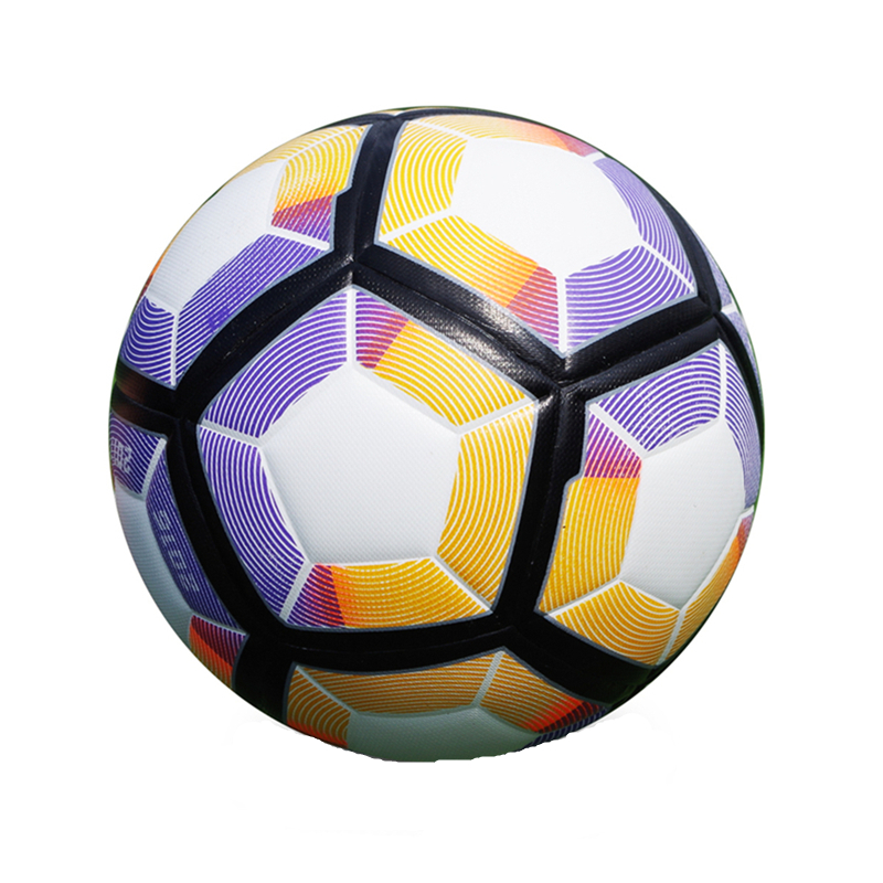 Free Shipping High Quality Ball Soccer Ball Football PU Granule Hand Stitching Balls Official Size 4 Great for Gifts Presents ...