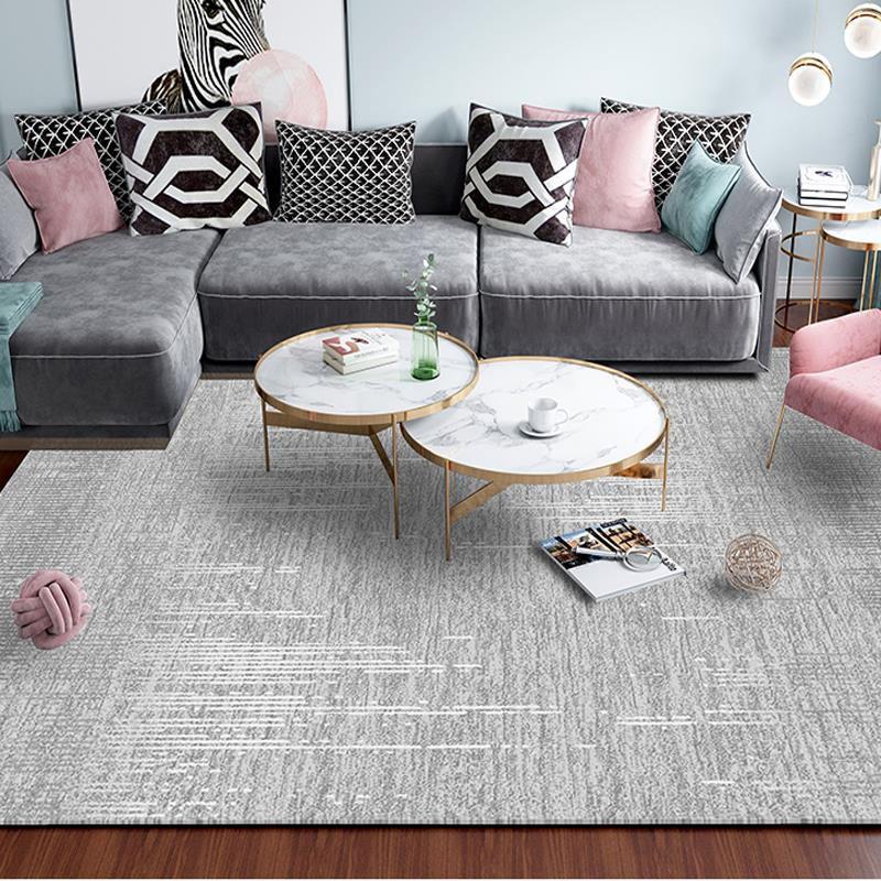 Carpets For Living Room Home Decor Bedroom Carpet Nordic Rug Sofa Coffee Table Floor Mat Modern Velvet Rugs Rectangle Alfombra